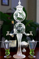 Aquitaine Absinthe Fountain Set
