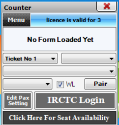 tatkal software,irctc tatkal ticket booking software,new tatkal Software,tatkal software 2015,2016,online tatkal software,ticketing software,reservation,online booking,tourism,fast tatkal Software,black ts,spark,hp,hifi,redchilly,CLONE,cycle,super ts,software,tatkal ticket,how to book tatkal ticket,fast captcha,irctc.co.in,indianrail.gov.in,erail.in,qrail.in,fast pnr software