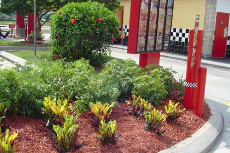 Commercial Mulching Germantown TN