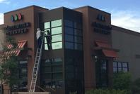 Store front/Commercial window cleaning