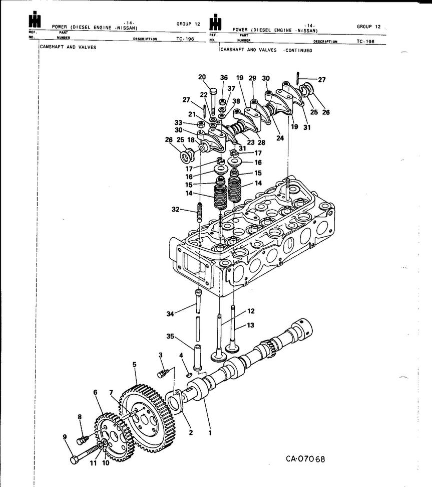 Mf 65 Wiring Diagram on Massey Ferguson 35 Diesel Parts