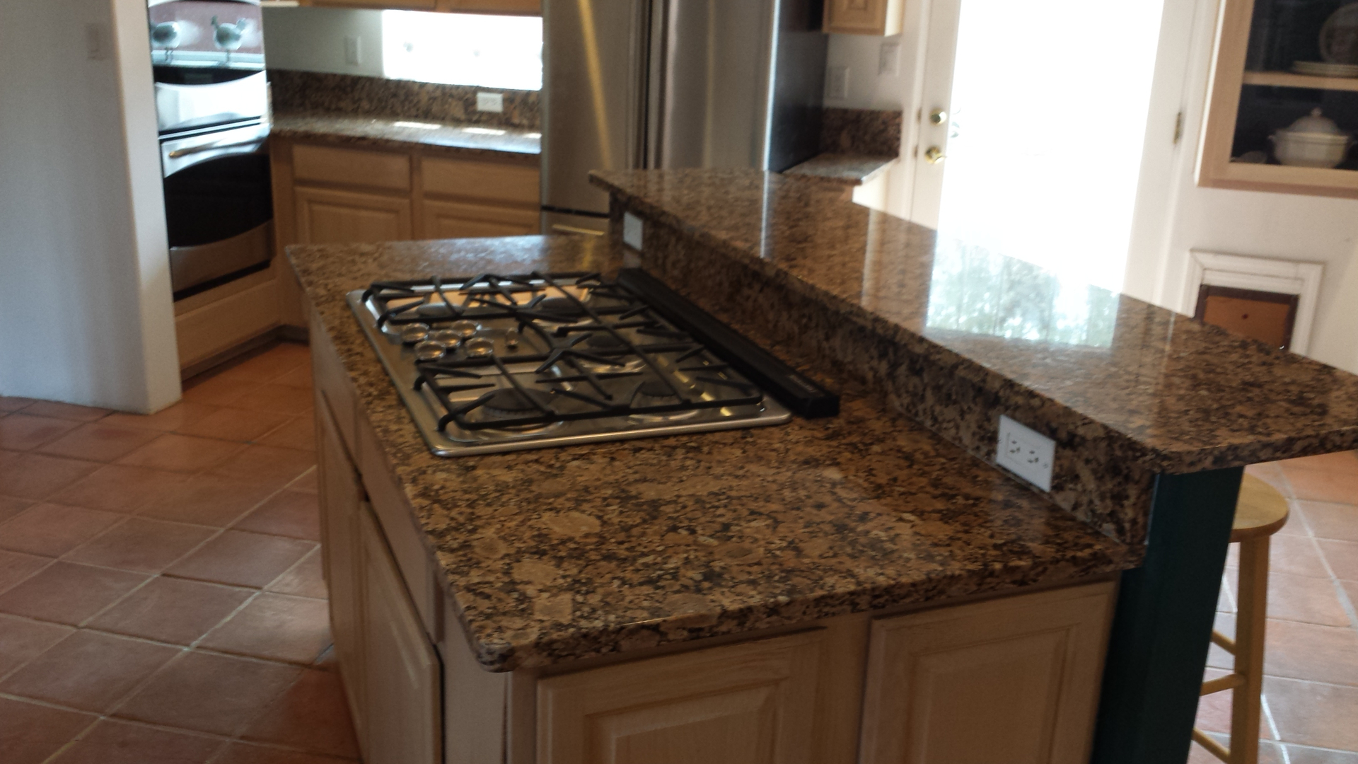 quartz dsp countertops featured counter inland home zodiaq mica tops galaxyblack countertop
