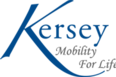 Kersey logo with Mobility For Life text