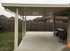 A R T Home Improvements Gutters Patio Covers