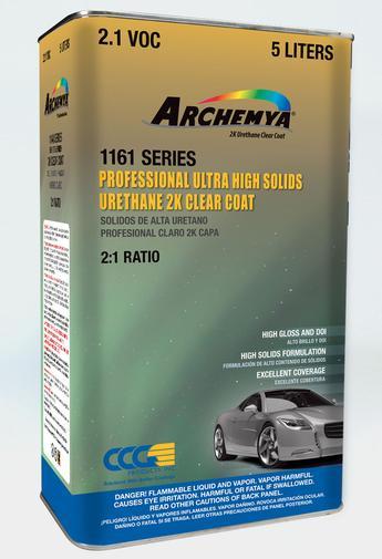 2K Professional Ultra High Solids Urethane Clear Coat