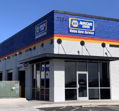 North Las Vegas Mechanic NAPA Automotive Repair Service