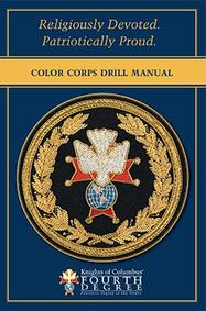 Color Corps Drill Manual - 2018