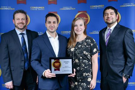Consumer Choice Award Winner - Donvito Collision & Glass