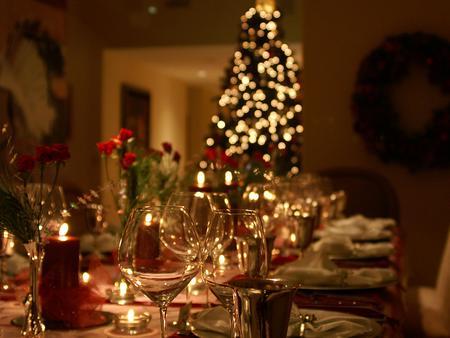 Resultado de imagen para Bendición de la cena de Nochebuena