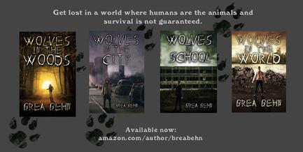 Wolves Series Boxed Set
