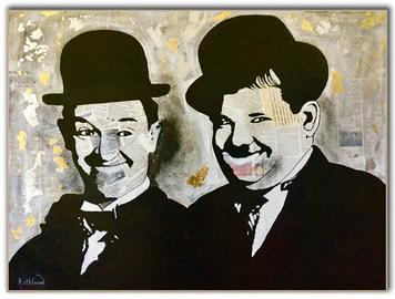 Laurel & Hardy « Smile »