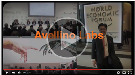 Avellino Labs selected Technology Pioneer by the World Economic Forum