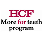HCF More for teeth program