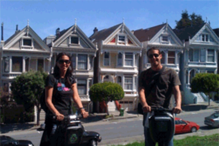 Golden Gate Park Segway Rentals Segways Tours