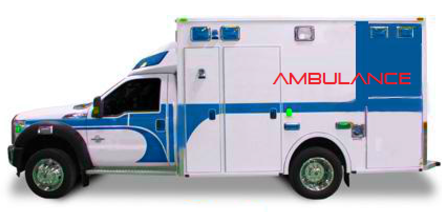 Type 1 Ambulance