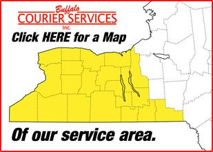 Courier Services Buffalo, NY