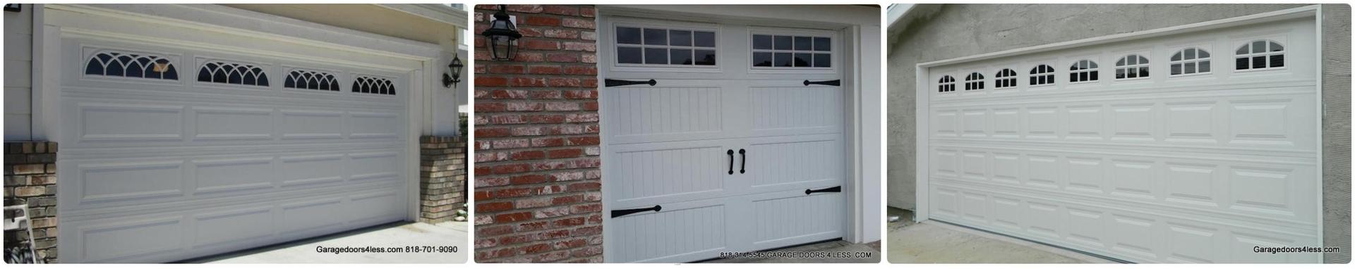Garage Doors 4 Less Garage Doors Repairs Northridge California