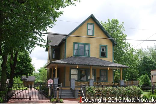 a christmas story house cleveland ohio