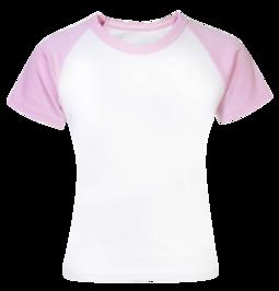 Paquetes de Textiles Sublimables en corte Manga Ranglan 2709579404009