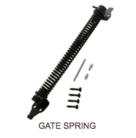 Gate Spring Hardware - Western Red Cedar Wood Fencing Company In Chicago