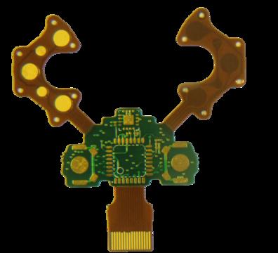 Rigid-Flex Designs by Via Circuits Inc