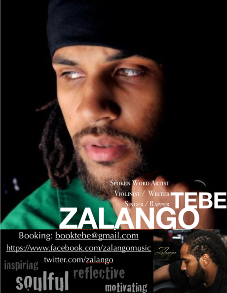 Press Kit: Tebe Zalango
