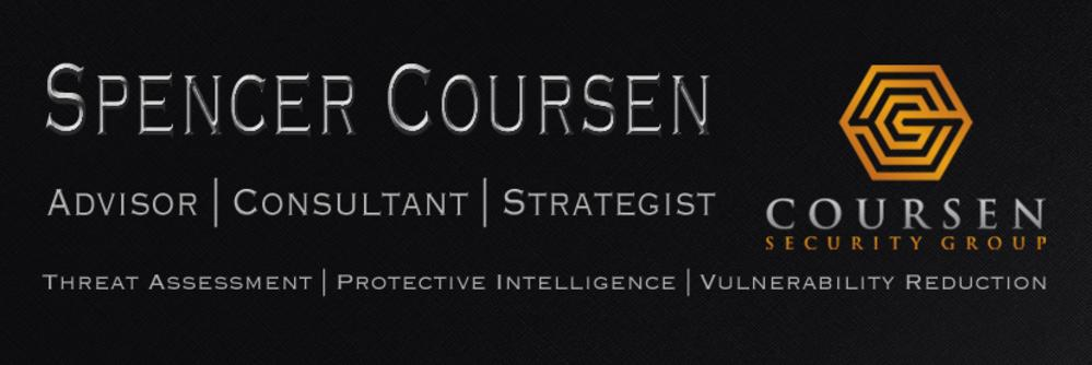 Expert security consultant Spencer Coursen is a security advisor consultant and strategist for clients in NYC DC ATX LA