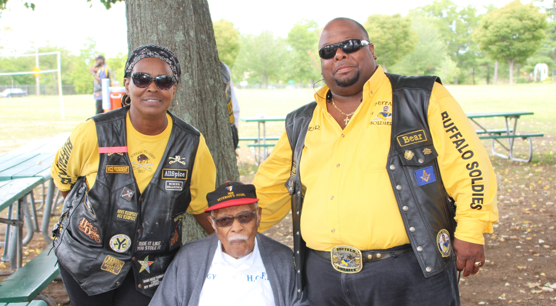 Buffalo Soldiers Buffalo Soldiers mc Long