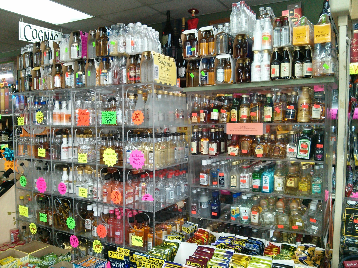 Copyright THE LIQUOR STORE #5. All rights reserved.