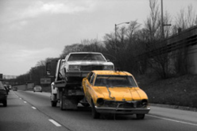 Private Property Vehicle Removal Services and Cost Omaha, NE | 724 Towing Service Omaha