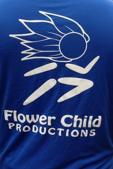 Flower Child Productions Challenge Change shirt