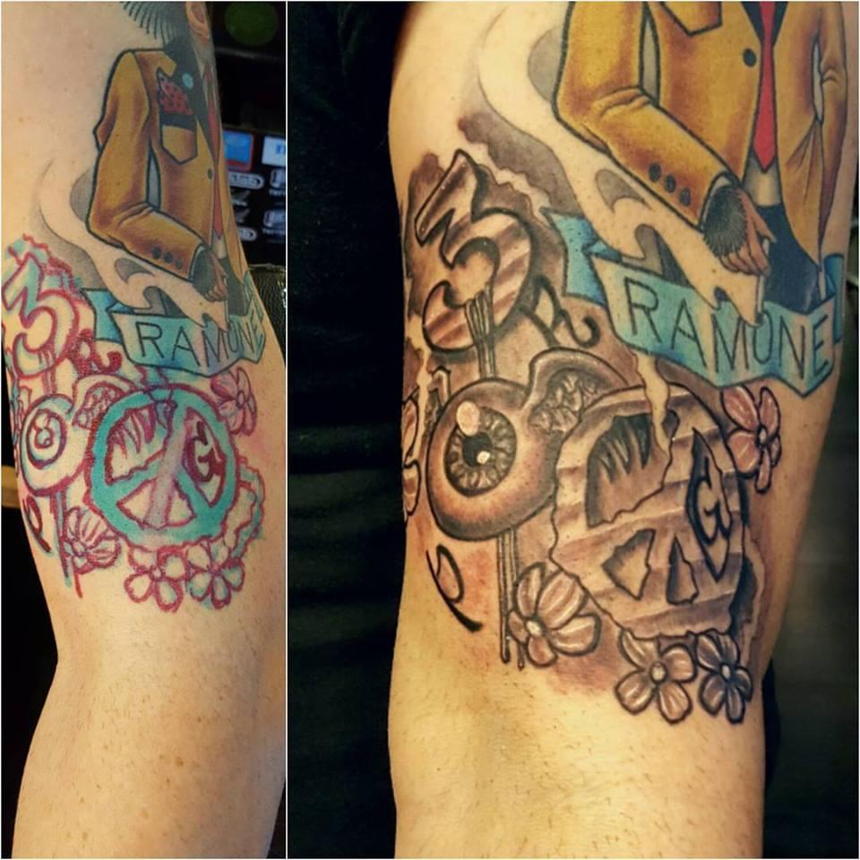 Rockin ink Tattoo Company : Services