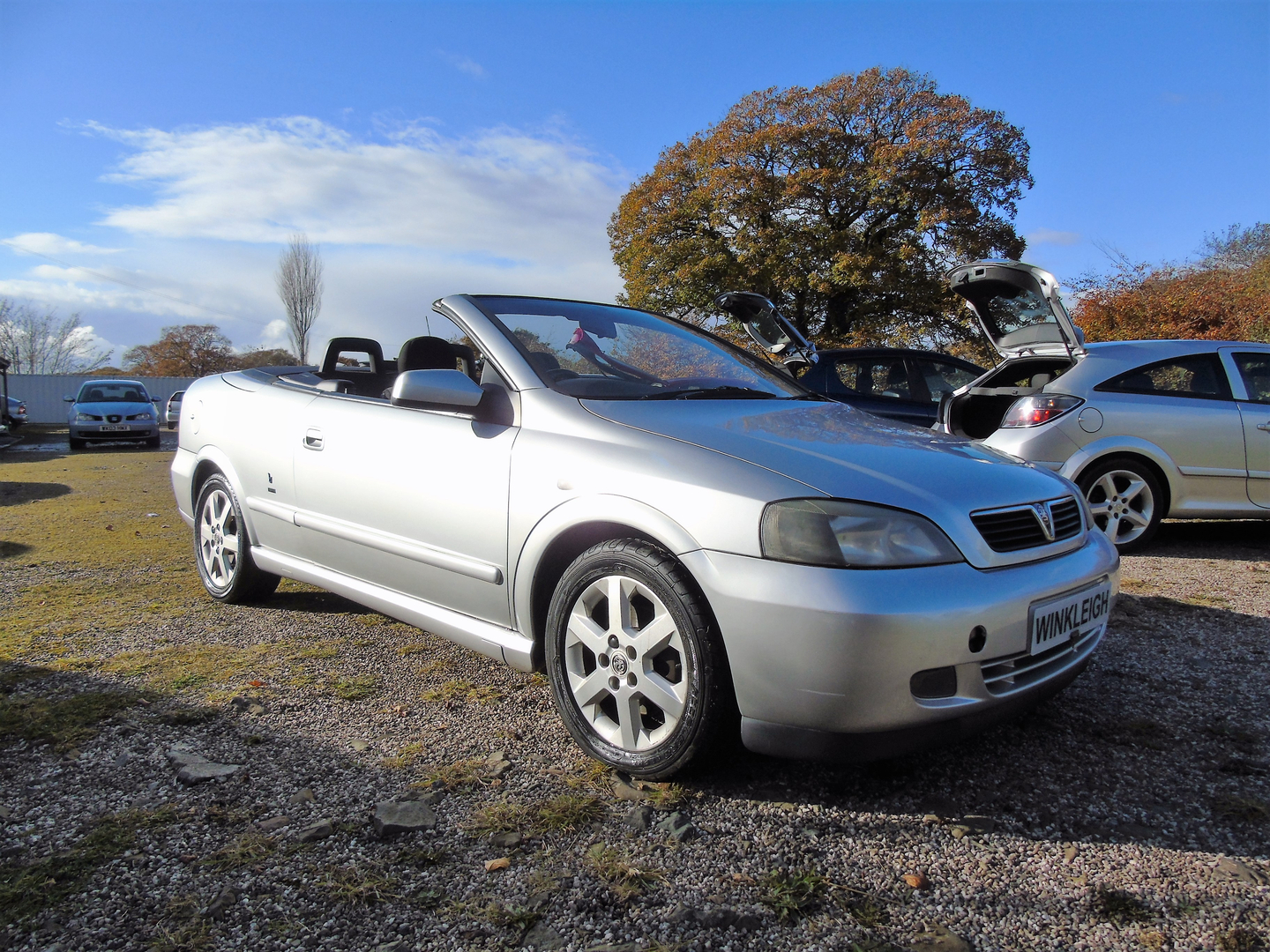 2003 vauxhall astra coupe convertible petrol manaul 1 8 ebay. Black Bedroom Furniture Sets. Home Design Ideas