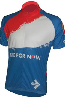 charity cycling jersey
