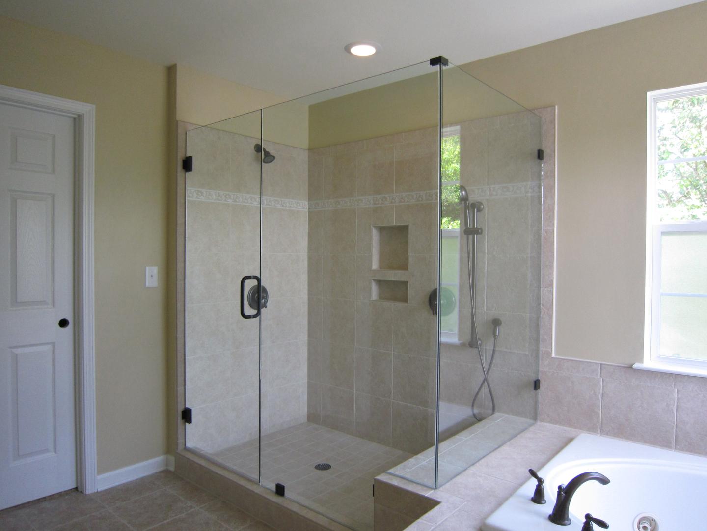 Carolina Sgo - Frameless Glass Shower Doors, Frameless Shower Door ...