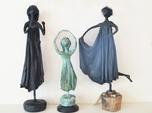Sculpture Collection by Ellen Franklin