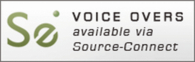 source connect voice over studio