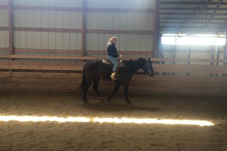 Triple M Stable, Council Bluffs, IA- Beginner Riding Lessons