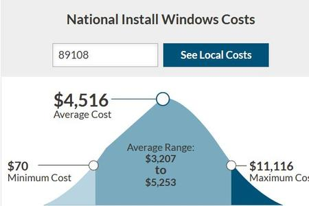 Cost of Basic Window Repair Window Install & Maintenance 2018 Window Repair Costs Window Replacement Cost - Estimates and Prices Las Vegas | McCarran Handyman Services