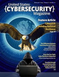 Winter 2017 Issue - United States Cybersecurity Magazine