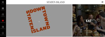 downtown staten island section