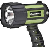 Powerdrive LED Waterproof Spotlight from Home Depot $49.99