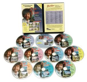 bob ross dvd oil painting lessons