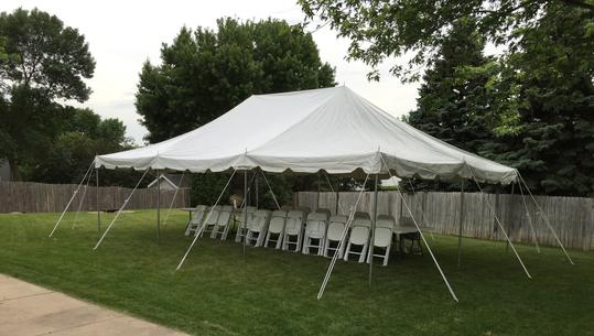Cottage Grove party rental