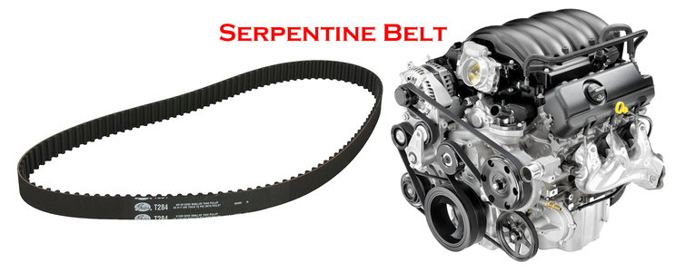 Auto Serpentine Belt Timing Repair & Replacement Services
