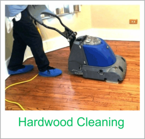 Green rhino hardwood floor cleaning