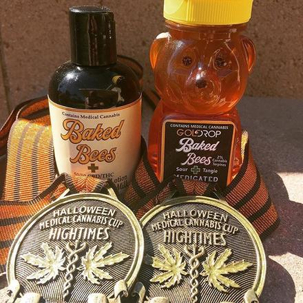 High Times Cannabis Cup Baked Bees
