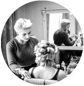 Mobile hair dresser in Bury