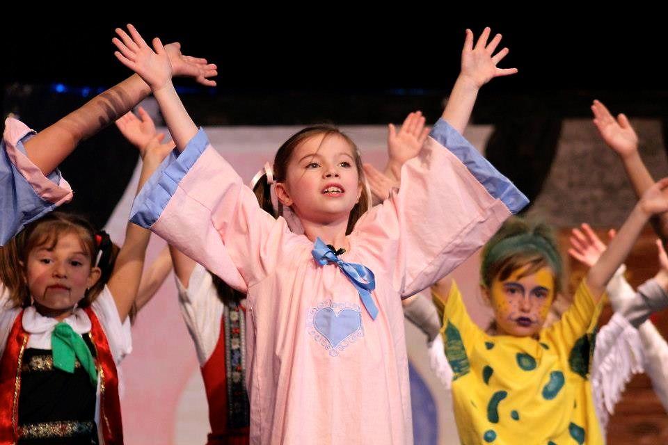 Image result for kids on stage
