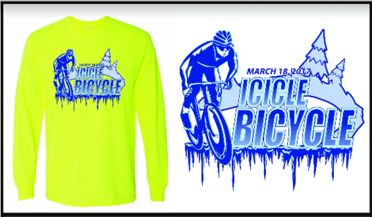 RBBC Icicle Bicycle Ride 2017